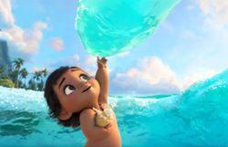 Bande annonce féérique pour Moana, le prochain Disney