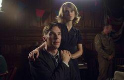 Une séance VIP 100% Benedict Cumberbatch !