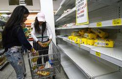 Nouveau modèle alimentaire au Venezuela