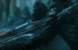 Bande annonce sous-titrée impressionnante pour War for the Planet of the Apes