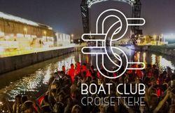 La fête sur un bateau: retour du Boat Club