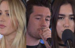 Ellie Goulding, Bastille et Dua Lipa livrent des versions dépouillées de leurs tubes