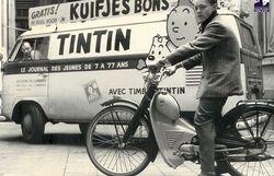 Le Journal Tintin fête ses 70 ans ce lundi 26 septembre