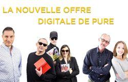 Drugstore, Pop & Snob et Empreinte digitale: 2e semaine de notre nouvelle offre digitale