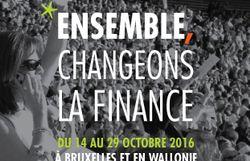 Festival FINANCITÉ, en Wallonie et à Bxl, jusqu'au 29/10