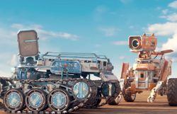 Très impressionnant court métrage d'animation de fin d'études dans la lignée de Pixar