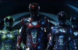 1ères bande annonce très spectaculaires pour Power Rangers au cinéma