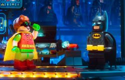 Bande annonce irrésistible pour 'LEGO Batman, le film'