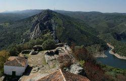 Le parc national de Montfragüe