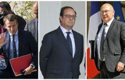 France: Macron démissionne, Michel Sapin nommé ministre de l'Economie et des Finances