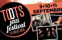 Toots Jazz Festival, La Hulpe, 9 au 11/9