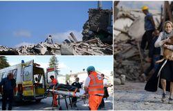 Tremblement de terre en Italie: le bilan s'alourdit à 120 morts, les recherches continuent
