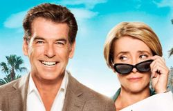 "Soirée spéciale Pierce Brosnan avec ""Duo d'escrocs"" et ""All you need is love"""