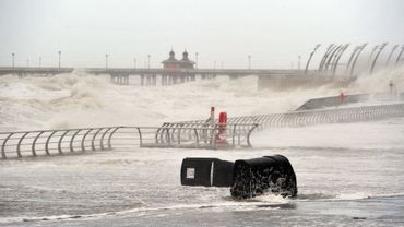 Tempête Xaver: le début de la fin pour la côte belge, chat vendredi 12h