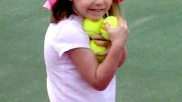 Maddie McCann en 2008