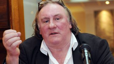 Gérard Depardieu a créé sa société