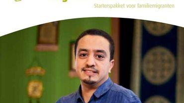 La couverture de la brochure destinée aux étrangers voulant migrer en Flandre.