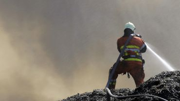 Illustration - Un incendie a éclaté ce samedi matin, peu avant 8h à la société UVELIA