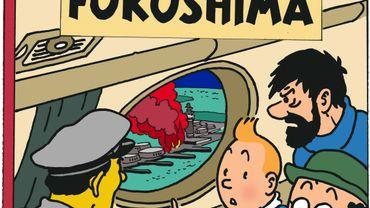 """Exclusif: """"Alerte à Fukushima"""", un nouvel album de Tintin pour l'automne 2015"""