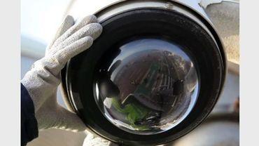 Petit à petit, les communes et zones de police bruxelloises s'équipent de caméras intelligentes (illustration).
