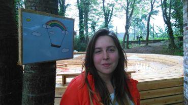 Mons 2015 elles vivent dans le jardin suspendu for Mons 2015 jardin suspendu