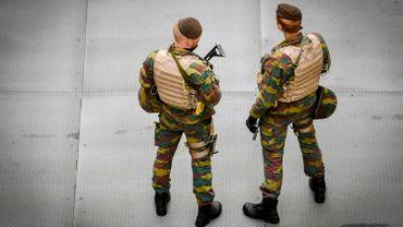 Niveau d'alerte terroriste maximal en Belgique.