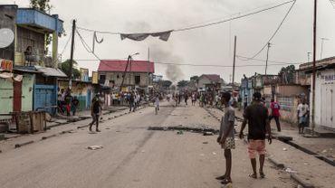 RDC: le gouverneur de la province du Haut-Katanga fuit sous des jets de pierres