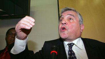 Le cancérologue Dominique Belpomme en 2007
