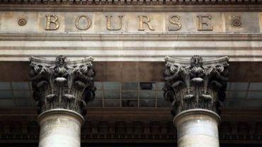 Le palais Brongniart qui hébergeait la Bourse de Paris