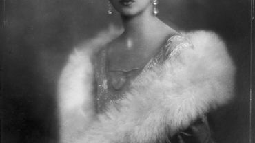La princesse Marie-José photographiée par Robert Marchand. Bruxelles, vers 1929.