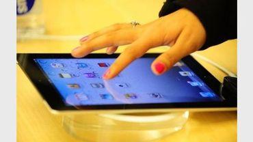 La tablette iPad 2