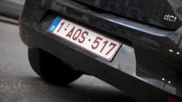 Le scanner des plaques d'immatriculation fait des ravages en Flandre