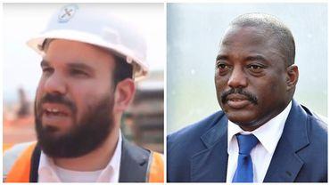 Dan Gertler, homme d'affaires israélien intime du président congolais Joseph Kabila