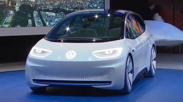 la premi re voiture lectrique de volkswagen pour 2020. Black Bedroom Furniture Sets. Home Design Ideas