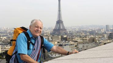 Maurice Herzog en 2005 à Paris