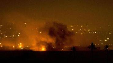Gaza: 26 Palestiniens tués dans des raids israéliens mardi