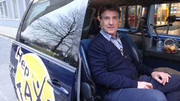 François Cluzet dans Hep Taxi !