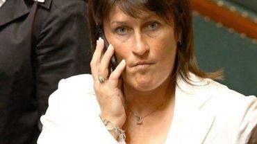 Jacqueline Galant (MR), présidente de la Commission de régularisation