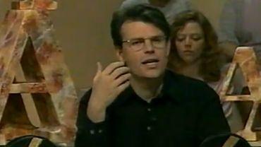 Jean-Pierre Hautier dans le Jeu des dictionnaires en 1993