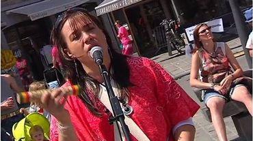 La ministre de la culture alda gr oli a supprim les for Miroir vagabond