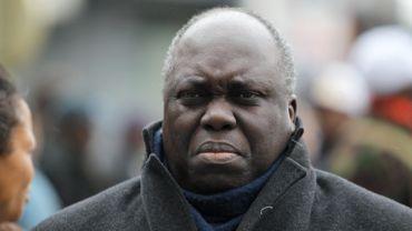 Jean-Paul Moka est un opposant évincé aux élections présidentielles.
