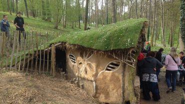 Chevetogne des cabanes sur terre sur l 39 eau et dans les airs - Terre et eau witry les reims ...