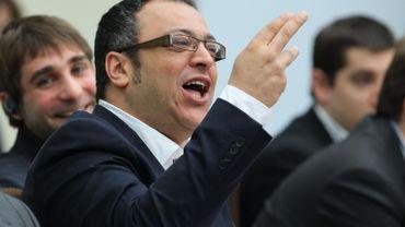 Rachid Madrane remplacera Emir Kir au gouvernement bruxellois