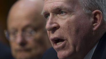 Le patron de la CIA John Brennan à Washington D.C. en février 2016.