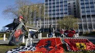 Schumacher: Pas de nouveau bulletin de santé avant mardi