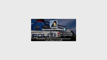 La police d'Oslo primée pour son humour sut Twitter