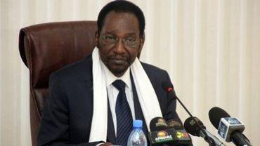 Le président malien Dioncounda Traoré, le 23 août 2012 à Bamako