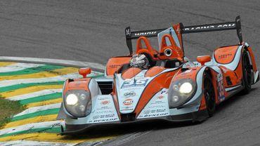 Toyota en pole à Sao Paulo, Baguette 4e en LMP2