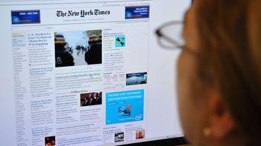 Le New York Times revigoré par les nouveaux lecteurs de l'édition numérique