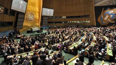 L'Assemblée générale de l'ONU a voté pour permettre à la Palestine de devenir un Etat observateur
